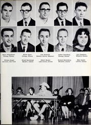 Page 17, 1960 Edition, Lincoln College - Lynxite Yearbook (Lincoln, IL) online yearbook collection