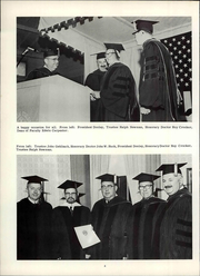 Page 12, 1967 Edition, Lincoln College - Lynxite Yearbook (Lincoln, IL) online yearbook collection