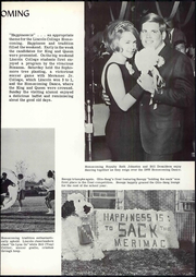 Page 15, 1967 Edition, Lincoln College - Lynxite Yearbook (Lincoln, IL) online yearbook collection