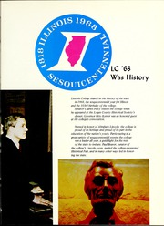 Page 13, 1968 Edition, Lincoln College - Lynxite Yearbook (Lincoln, IL) online yearbook collection