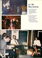 Page 17, 1968 Edition, Lincoln College - Lynxite Yearbook (Lincoln, IL) online yearbook collection