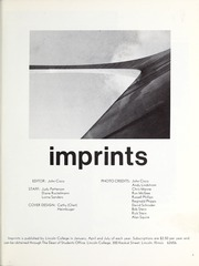 Page 3, 1974 Edition, Lincoln College - Lynxite Yearbook (Lincoln, IL) online yearbook collection