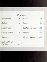 Page 7, 1975 Edition, Lincoln College - Lynxite Yearbook (Lincoln, IL) online yearbook collection
