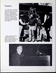 Page 14, 1979 Edition, Lincoln College - Lynxite Yearbook (Lincoln, IL) online yearbook collection