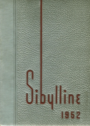1952 Edition, Mount Carmel High School - Sibylline Yearbook (Mount Carmel, IL)