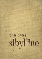 1954 Edition, Mount Carmel High School - Sibylline Yearbook (Mount Carmel, IL)