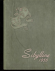 1955 Edition, Mount Carmel High School - Sibylline Yearbook (Mount Carmel, IL)