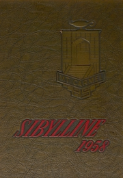 1958 Edition, Mount Carmel High School - Sibylline Yearbook (Mount Carmel, IL)