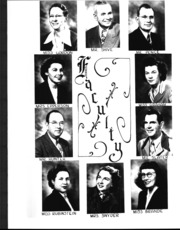 Page 14, 1950 Edition, Blandinsville High School - Crest Yearbook (Blandinsville, IL) online yearbook collection