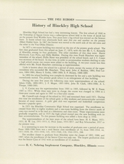 Page 15, 1951 Edition, Hinckley High School - Echoes Yearbook (Hinckley, IL) online yearbook collection