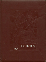 Page 1, 1954 Edition, Hinckley High School - Echoes Yearbook (Hinckley, IL) online yearbook collection