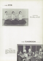 Page 13, 1954 Edition, Hinckley High School - Echoes Yearbook (Hinckley, IL) online yearbook collection