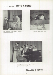 Page 14, 1954 Edition, Hinckley High School - Echoes Yearbook (Hinckley, IL) online yearbook collection