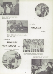 Page 17, 1954 Edition, Hinckley High School - Echoes Yearbook (Hinckley, IL) online yearbook collection