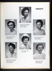Page 15, 1963 Edition, Swedish American Hospital School of Nursing - White Cap Yearbook (Rockford, IL) online yearbook collection