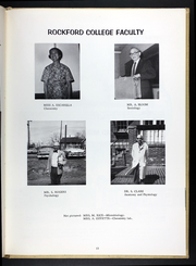 Page 17, 1963 Edition, Swedish American Hospital School of Nursing - White Cap Yearbook (Rockford, IL) online yearbook collection