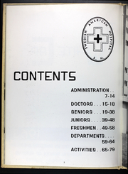 Page 6, 1963 Edition, Swedish American Hospital School of Nursing - White Cap Yearbook (Rockford, IL) online yearbook collection