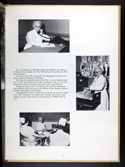 Page 9, 1963 Edition, Swedish American Hospital School of Nursing - White Cap Yearbook (Rockford, IL) online yearbook collection