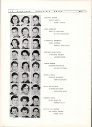 Page 16, 1936 Edition, Champaign Junior High School - Retro Yearbook (Champaign, IL) online yearbook collection