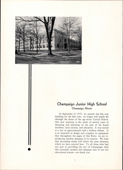 Page 4, 1936 Edition, Champaign Junior High School - Retro Yearbook (Champaign, IL) online yearbook collection