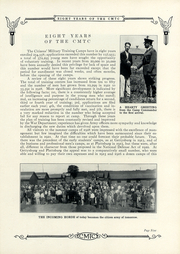 Page 10, 1928 Edition, Citizens Military Training Camp - Sentinel Yearbook (Fort Sheridan, IL) online yearbook collection