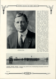 Page 11, 1928 Edition, Citizens Military Training Camp - Sentinel Yearbook (Fort Sheridan, IL) online yearbook collection