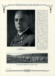 Page 17, 1928 Edition, Citizens Military Training Camp - Sentinel Yearbook (Fort Sheridan, IL) online yearbook collection