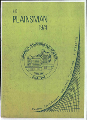 1974 Edition, Plainfield Consolidated Schools - K 8 Plainsman Yearbook (Plainfield, IL)