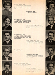 Page 11, 1950 Edition, Alma High School - Yearbook (Alma, IL) online yearbook collection