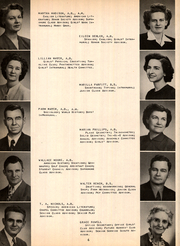 Page 12, 1950 Edition, Alma High School - Yearbook (Alma, IL) online yearbook collection