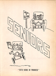 Page 15, 1950 Edition, Alma High School - Yearbook (Alma, IL) online yearbook collection