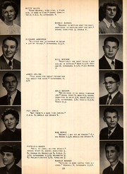 Page 16, 1950 Edition, Alma High School - Yearbook (Alma, IL) online yearbook collection
