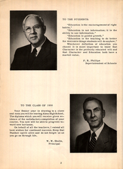 Page 8, 1950 Edition, Alma High School - Yearbook (Alma, IL) online yearbook collection
