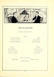 Page 9, 1913 Edition, Chicago College of Dental Surgery - Dentos Yearbook (Chicago, IL) online yearbook collection