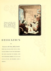 Page 9, 1932 Edition, Chicago College of Dental Surgery - Dentos Yearbook (Chicago, IL) online yearbook collection