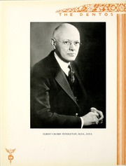 Page 10, 1934 Edition, Chicago College of Dental Surgery - Dentos Yearbook (Chicago, IL) online yearbook collection