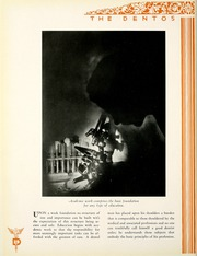 Page 12, 1934 Edition, Chicago College of Dental Surgery - Dentos Yearbook (Chicago, IL) online yearbook collection