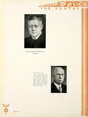 Page 14, 1934 Edition, Chicago College of Dental Surgery - Dentos Yearbook (Chicago, IL) online yearbook collection