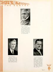 Page 15, 1934 Edition, Chicago College of Dental Surgery - Dentos Yearbook (Chicago, IL) online yearbook collection
