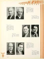 Page 16, 1934 Edition, Chicago College of Dental Surgery - Dentos Yearbook (Chicago, IL) online yearbook collection