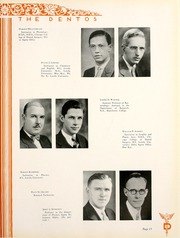 Page 17, 1934 Edition, Chicago College of Dental Surgery - Dentos Yearbook (Chicago, IL) online yearbook collection