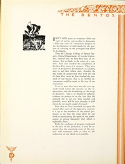 Page 8, 1934 Edition, Chicago College of Dental Surgery - Dentos Yearbook (Chicago, IL) online yearbook collection