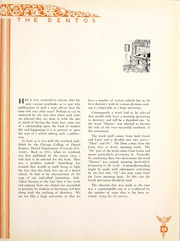 Page 9, 1934 Edition, Chicago College of Dental Surgery - Dentos Yearbook (Chicago, IL) online yearbook collection