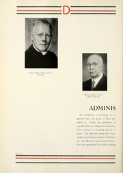 Page 16, 1935 Edition, Chicago College of Dental Surgery - Dentos Yearbook (Chicago, IL) online yearbook collection