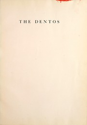 Page 5, 1935 Edition, Chicago College of Dental Surgery - Dentos Yearbook (Chicago, IL) online yearbook collection