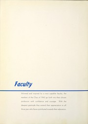Page 10, 1942 Edition, Chicago College of Dental Surgery - Dentos Yearbook (Chicago, IL) online yearbook collection