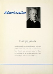 Page 12, 1942 Edition, Chicago College of Dental Surgery - Dentos Yearbook (Chicago, IL) online yearbook collection