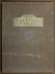1926 Edition, IIT Chicago Kent College of Law - Transcript Yearbook (Chicago, IL)