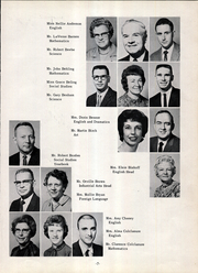 Jefferson Junior High School - Journal Yearbook (Rockford, IL) online yearbook collection, 1963 Edition, Page 11