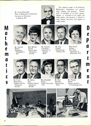 Page 16, 1967 Edition, Jefferson Junior High School - Journal Yearbook (Rockford, IL) online yearbook collection